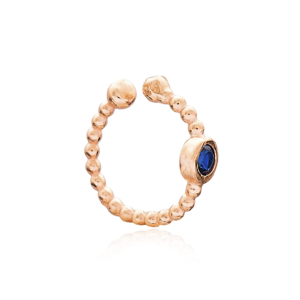 All I want for Christmas is… Обеци Sapphire gift