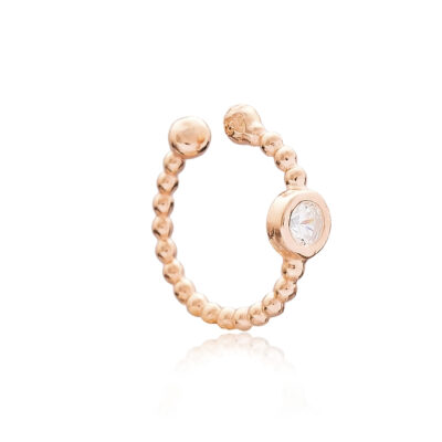 All I want for Christmas is… Обеца Zircon gift