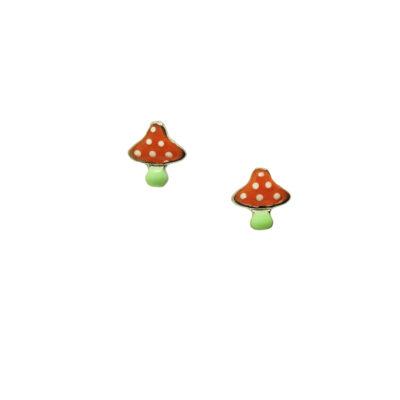 Без Категория Обеци Mushrooms