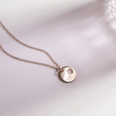 Collections Let go silver necklace by P.S. Minimal